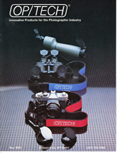 OP/TECH USA 1987 Catalog Cover