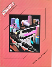 OP/TECH USA 1994 Catalog Cover