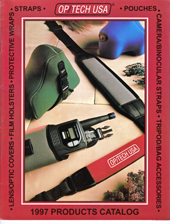 OP/TECH USA 1997 Catalog Cover