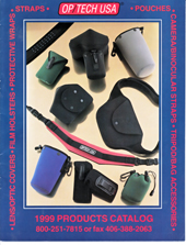 OP/TECH USA 1999 Catalog Cover