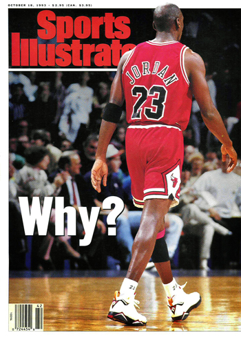 ©David Liam Kyle Sports Illustrated Michael Jordan
