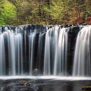 Oneida Falls  - Photo by Ed Heaton