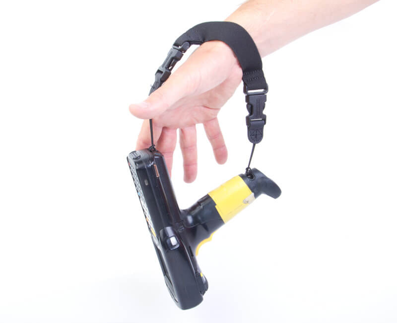 The Scanner Elastic Wrist Strap helps prevent dropping your scanner